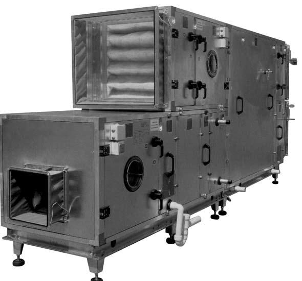 Система центрального кондиционирования