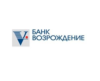 """логотип банка """"Возрождение"""""""
